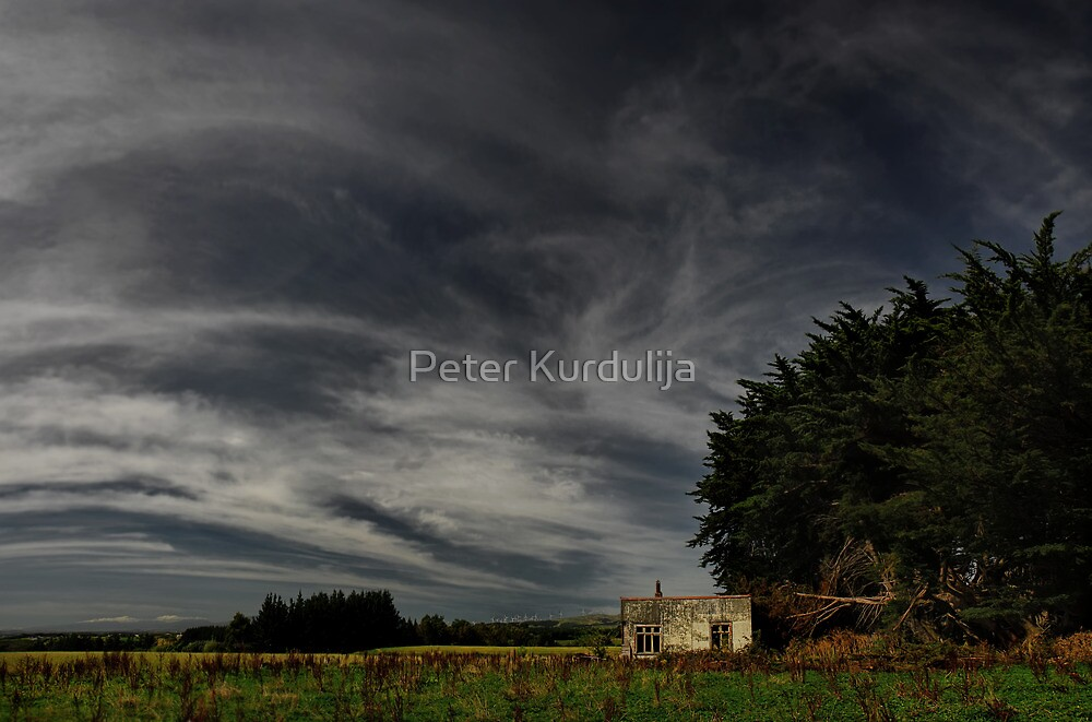 Remains of the Day by Peter Kurdulija