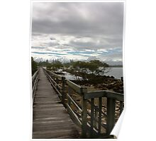 Urunga Boardwalk Poster