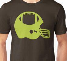 Football Helmet Unisex T-Shirt
