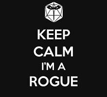 Keep Calm I'm a Rogue Men's Baseball ¾ T-Shirt