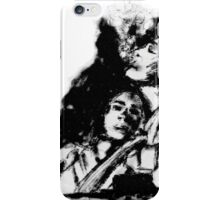 They had it comin' iPhone Case/Skin