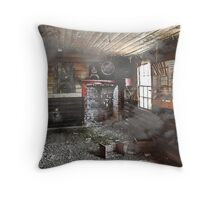 The Artroom Throw Pillow