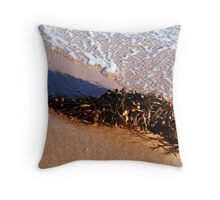 Sea weed. Throw Pillow