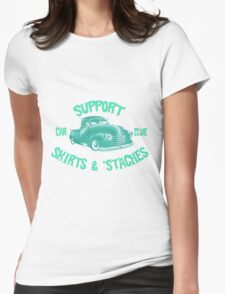 Seafoam Womens Fitted T-Shirt