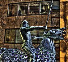 Tin Man Tin Horse by Dane Walker