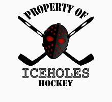 Iceholes - white Unisex T-Shirt