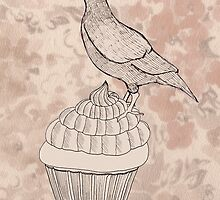 Pigeon Cake by TheEverDazzling