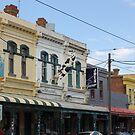 Brunswick Street, Fitzroy by WolfieRankin