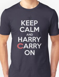 Keep Calm Harry Carry On Cubs Unisex T-Shirt