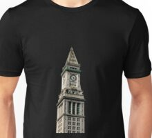 Clock Tower Unisex T-Shirt