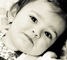Livia's smile by Pat Shawyer