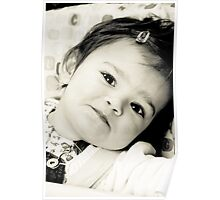 Livia's smile Poster