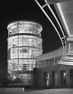 South Plaza of Salt Place Convention Centre in Salt Lake City by Robert Dettman