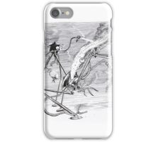 War of the Worlds, Fighting Machine Down. iPhone Case/Skin