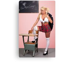 Back to School #3 Canvas Print