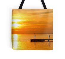 Pamlico River Sunshine Tote Bag