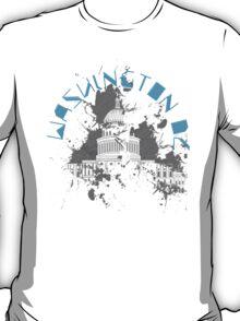 Washington D.C. Blue T-Shirt