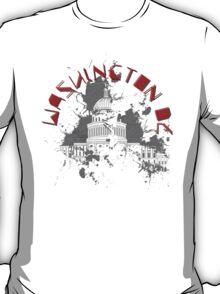 Washington D.C. Red T-Shirt