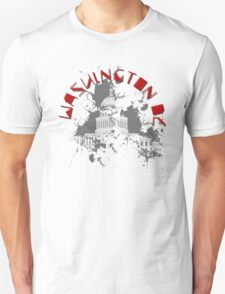 Washington D.C. Red T-Shirt
