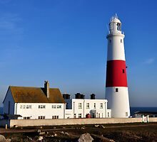 Portland Bill Lighthouse by Kevin Cotterell
