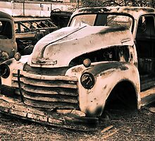 Old Pickup by jphall