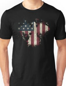 American Eagle - Black Unisex T-Shirt