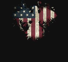 American Eagle - Black Unisex T-Shirt