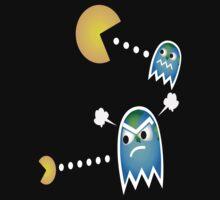 Pac Man Got Greedy by DitchFitch