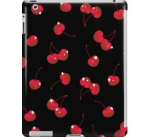 Cherry Red Soda in Midnight iPad Case/Skin