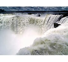 Devil's Throat - Iguacu Falls Photographic Print