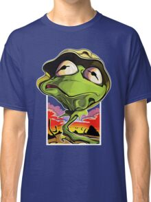 Green and Loathing Classic T-Shirt