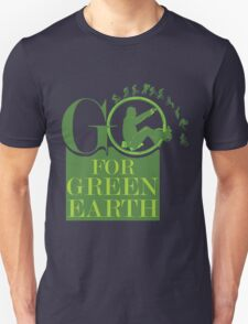 Go for Green Earth T-Shirt