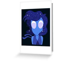 Lapis - Galaxy Greeting Card