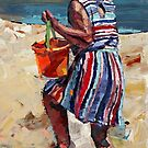 Day At The Beach by Claire McCall