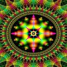 Cosmic Rug by Junior Mclean