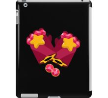 Garnet Gems iPad Case/Skin