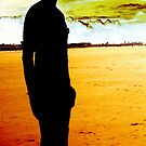 Doomsday, Crosby Beach by Amy  Lanza