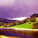 Vibrant Peaks, The Peak District by Amy  Lanza