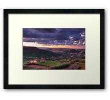 Early Morning in Gozo Framed Print