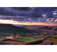 Early Morning in Gozo Photographic Print