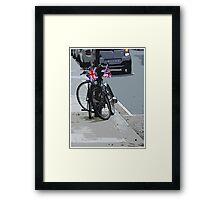 Jubilee Ride Framed Print