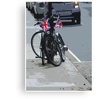 Jubilee Ride Canvas Print