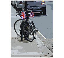 Jubilee Ride Photographic Print