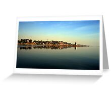 River Narmada Greeting Card