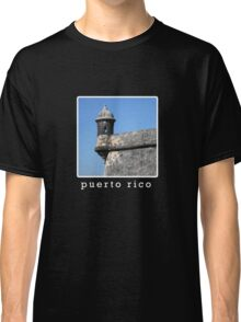 puerto rico 1 Classic T-Shirt