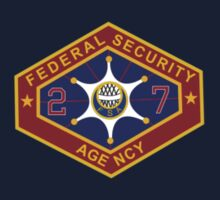 Federal Security Agency by chazy73