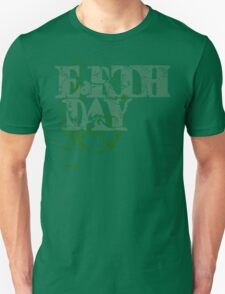 EaRTH DAY (floral design) Unisex T-Shirt
