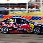 888 Lowndes Red Bull by Christopher Houghton