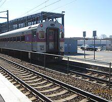 1129 Commuter Rail by Eric Sanford