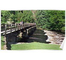 The Bridge across the River. Poster